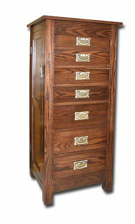 48 Quot Oak Jewelry Armoire Furniture And Things