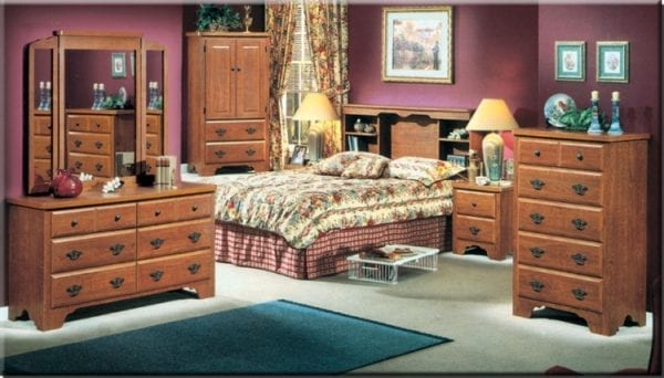 Perdue Cottage Bedroom Collection 54000 Furniture And