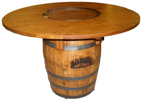 Jack Daniels Whiskey Barrel Table Furniture And Things