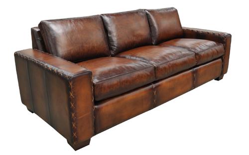 Breckenridge Leather Sofa Furniture