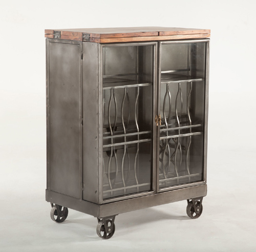 Pittsburgh Iron Bar Cabinet Furniture And Things