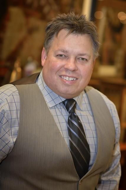 Steve Hickman : Co-Owner Merchandiser