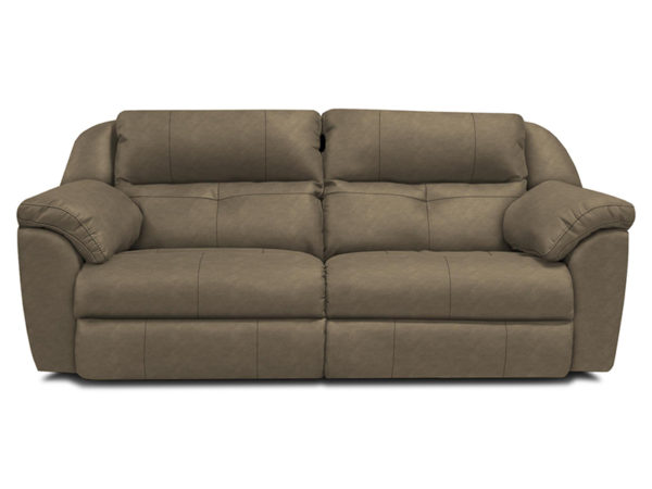 Double Reclining Sofa Amity Steam