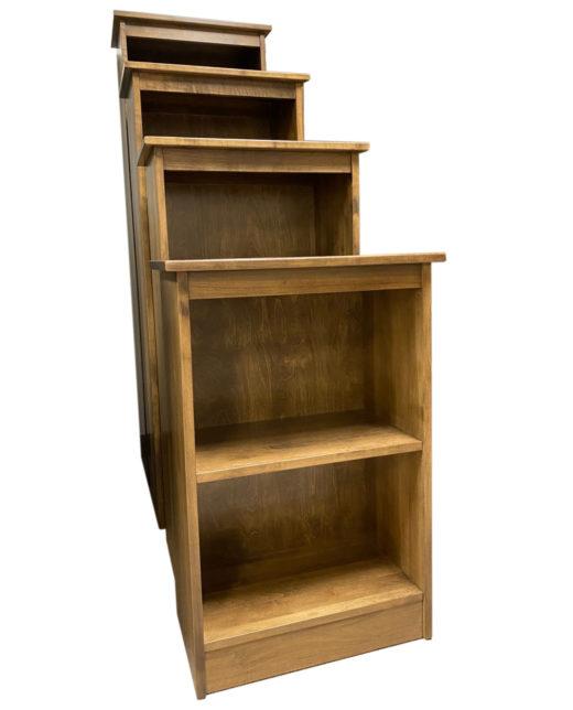 cap bookcases